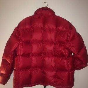 Polo Sport Jackets & Coats - Vintage POLO Sport Goose Down Jacket Ralph Lauren